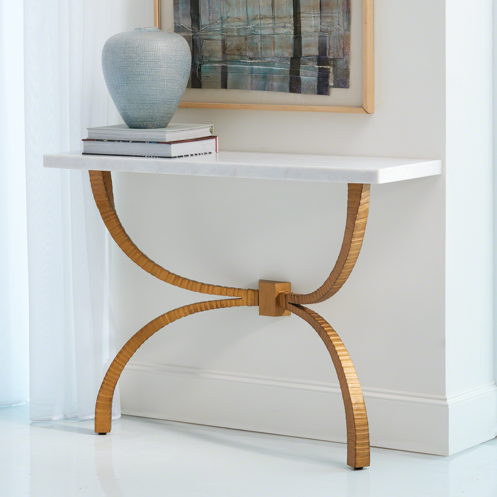 Small Space Console Tables Furniture Lighting Decor