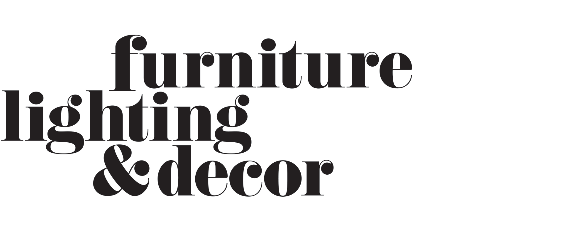 Furniture, Lighting & Decor