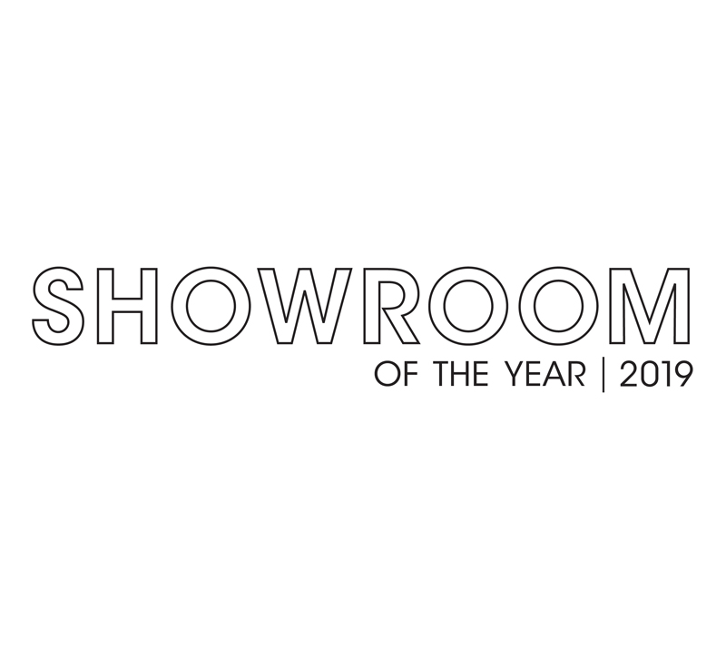 Showroom of the Year 2019 logo