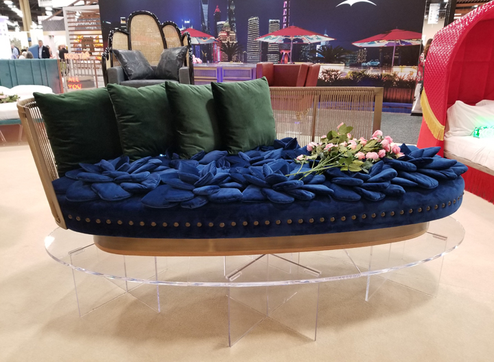 Hd Expo 2019 Showcases The Latest In, Charter Furniture Addison