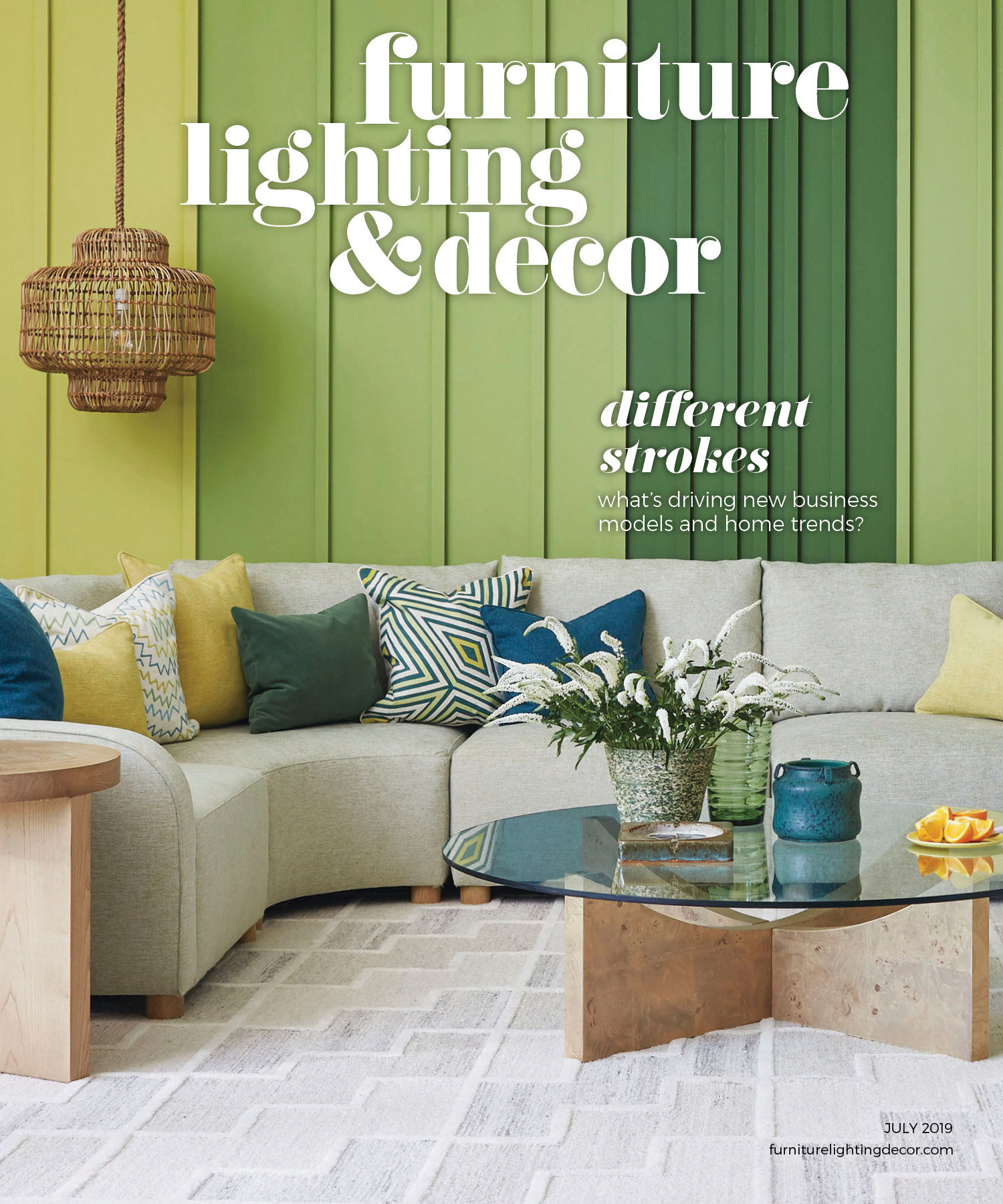 Furniture, Lighting & Decor July 2019