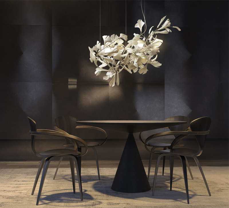 Lighting As Art How Today S Fixtures Balance Form And
