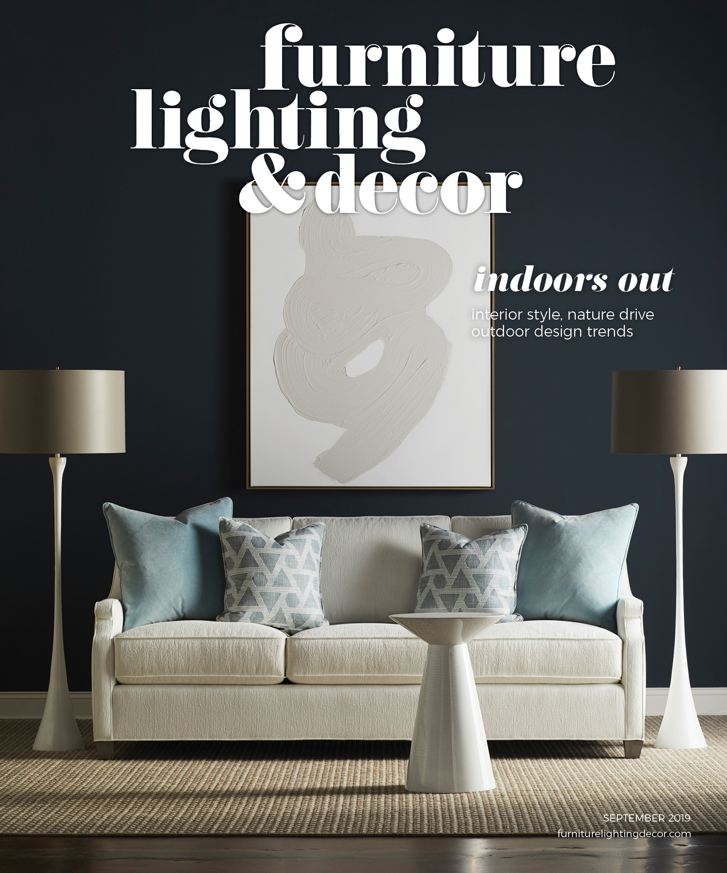 Furniture, Lighting & Decor September 2019 outdoor living