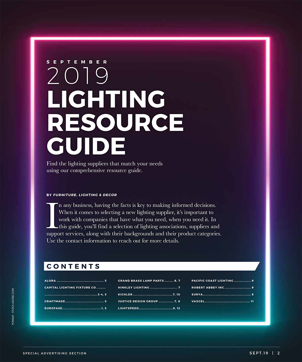 Lighting Resource Guide