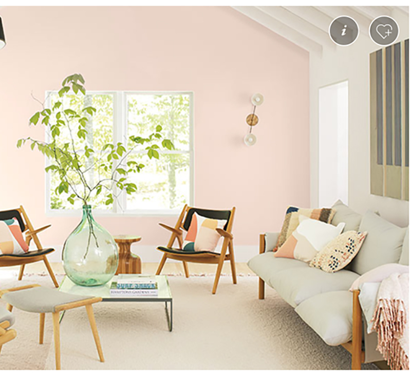 Interior Paint Colors 2020.Benjamin Moore Announces 2020 Color Of The Year First
