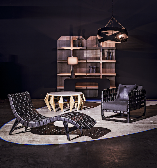 The Lap of Luxury: Finding High-End Consumers  Furniture Lighting