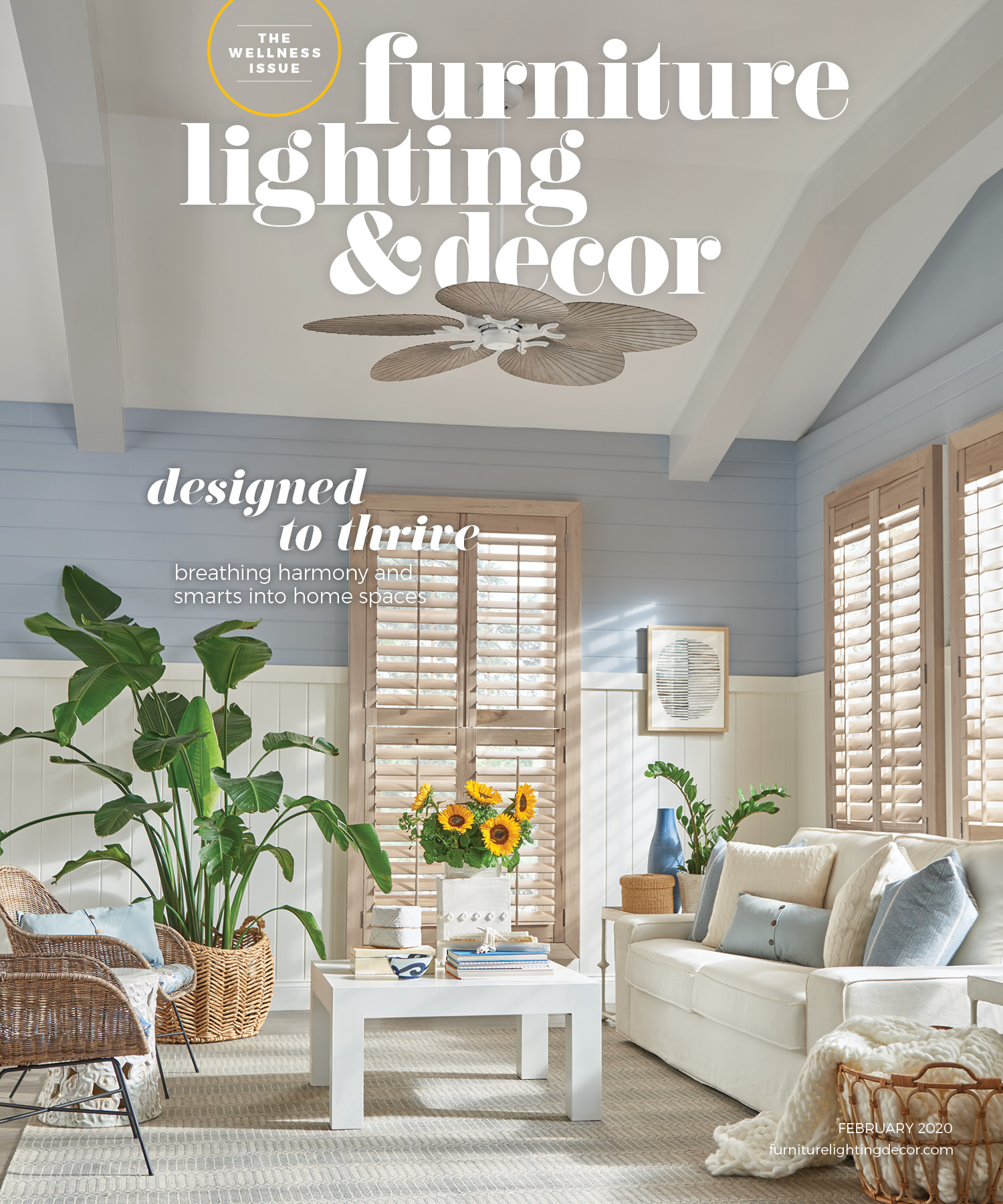 Furniture Lighting & Decor February 2020