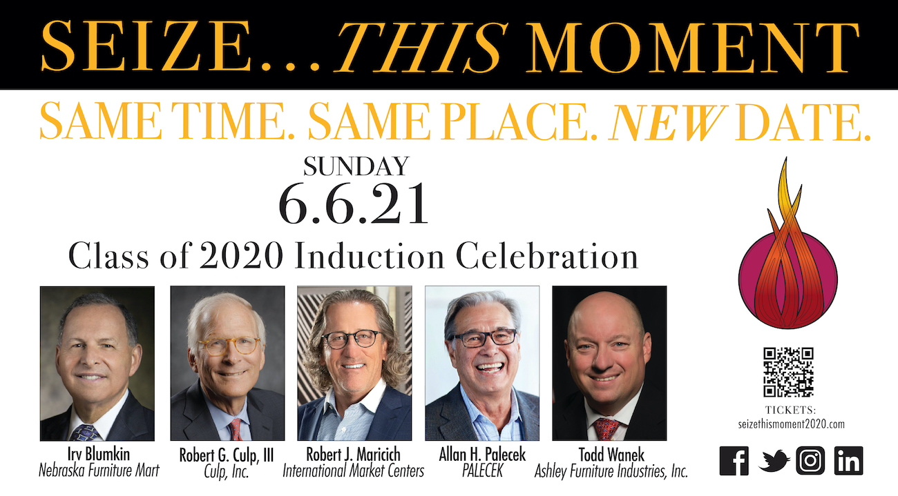 American Home Furnishings Hall of Fame Foundation Reschedules ...