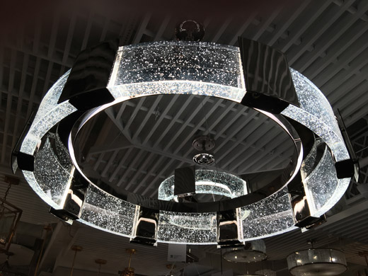Randall Whitehead the Lighting Doctor chandeliers pendants
