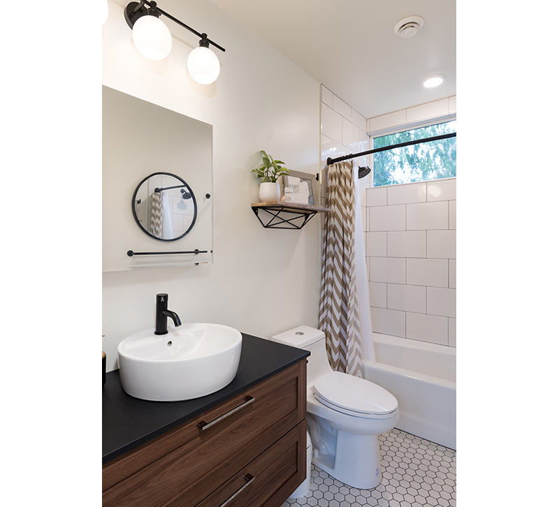 Oversize rectangle tile 2021 home design trends Houzz