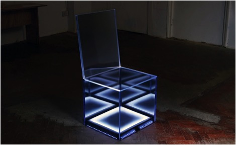 affinity chair light up chair