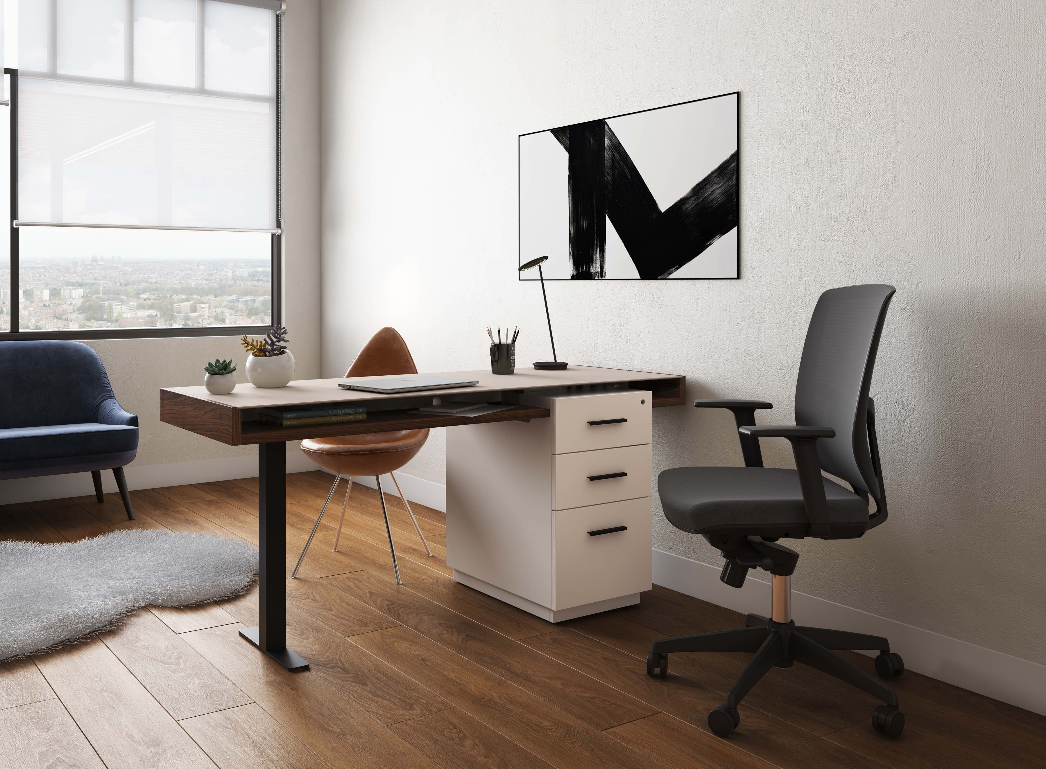 BDI-Duo-pedestal-desk