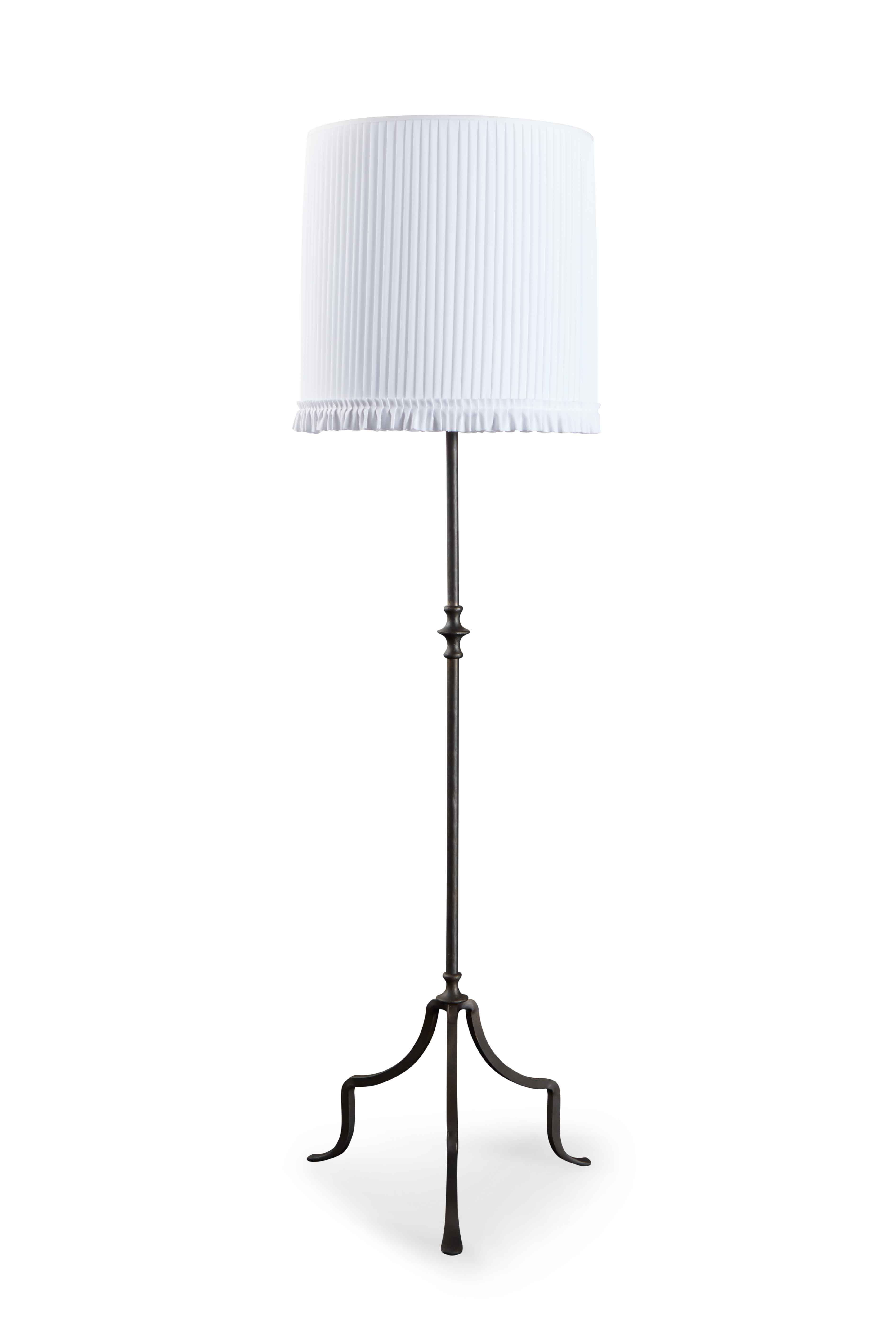 Baker Furniture floor lamp