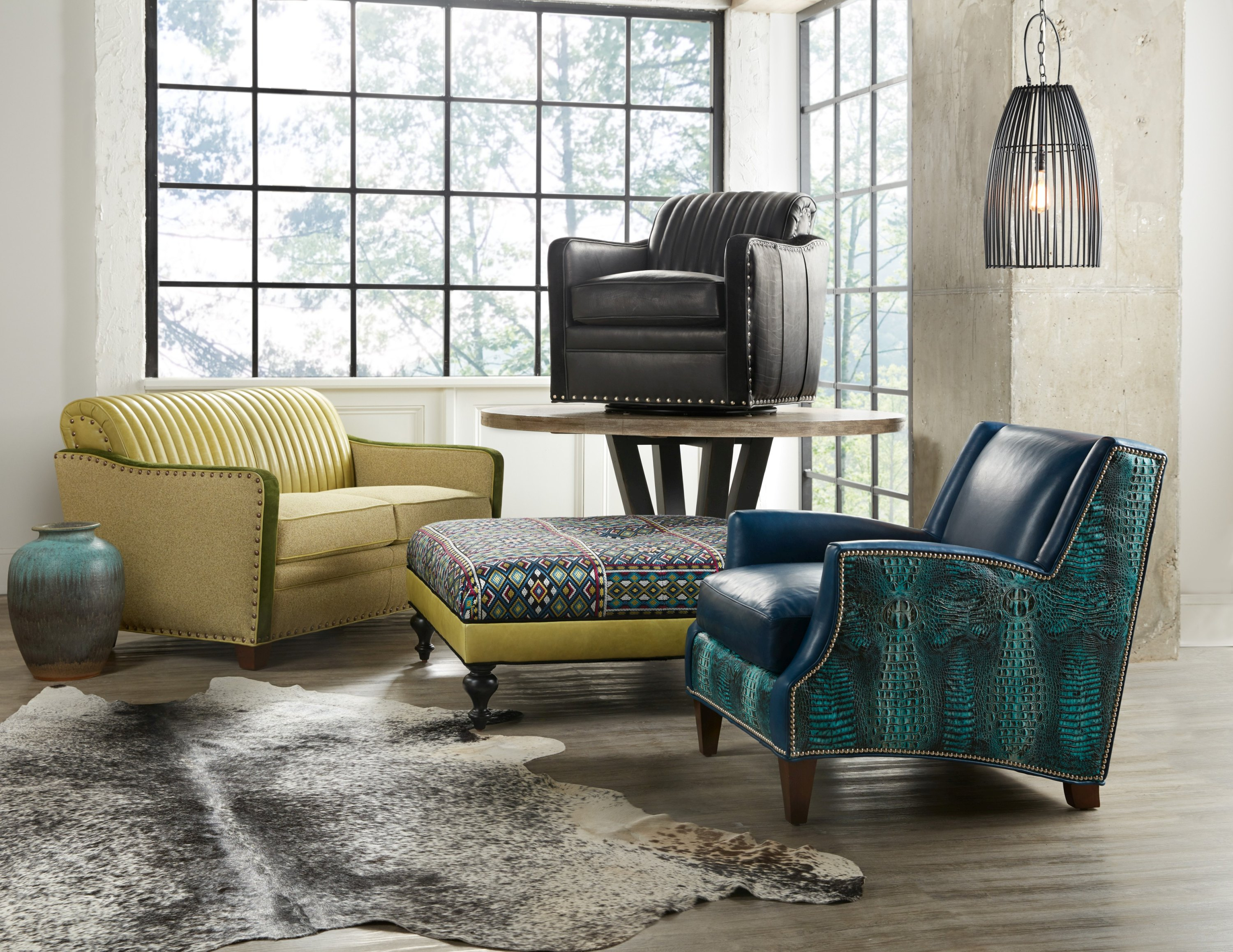 Bradington Young Luxury Accents