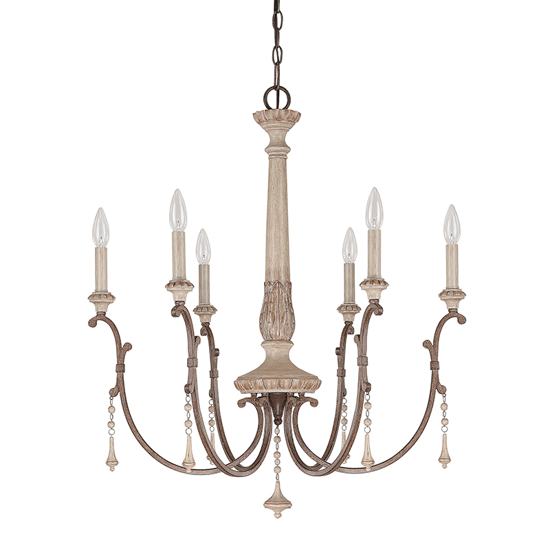 Capital Lighting Fixture Co. Chateau chandelier