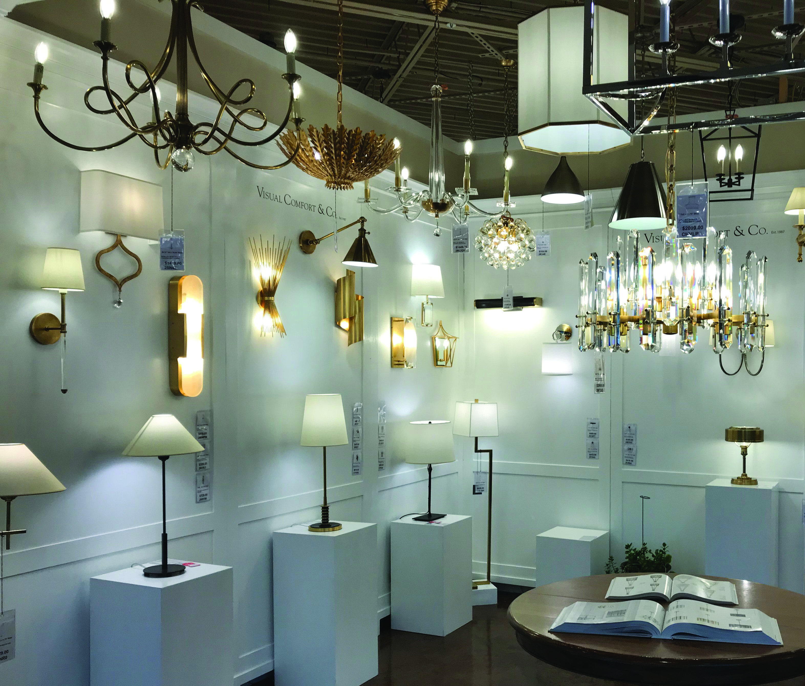 Lighting Retailers From Our Raleigh Nc