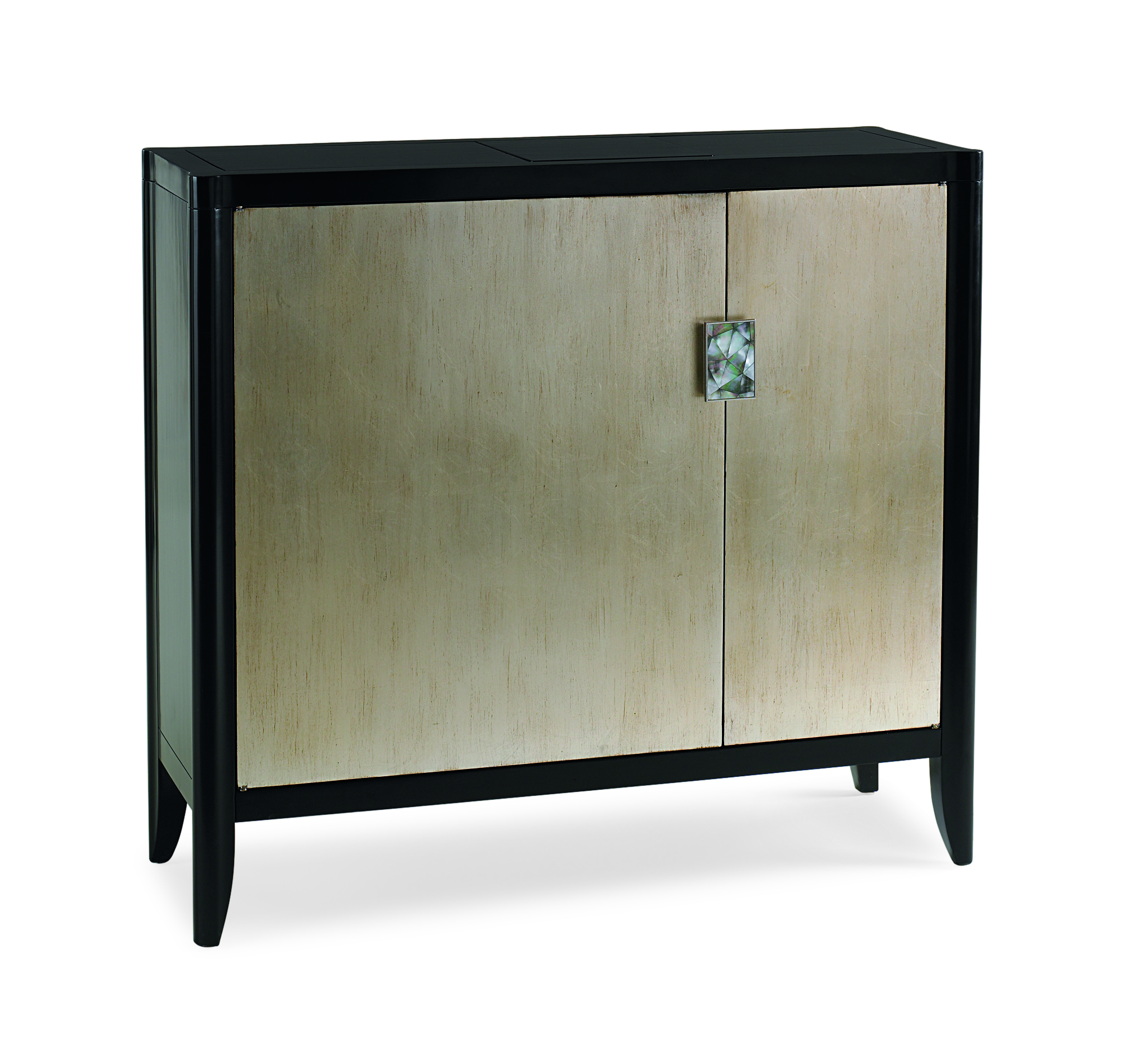 Perfect Proportions cabinet from Caracole