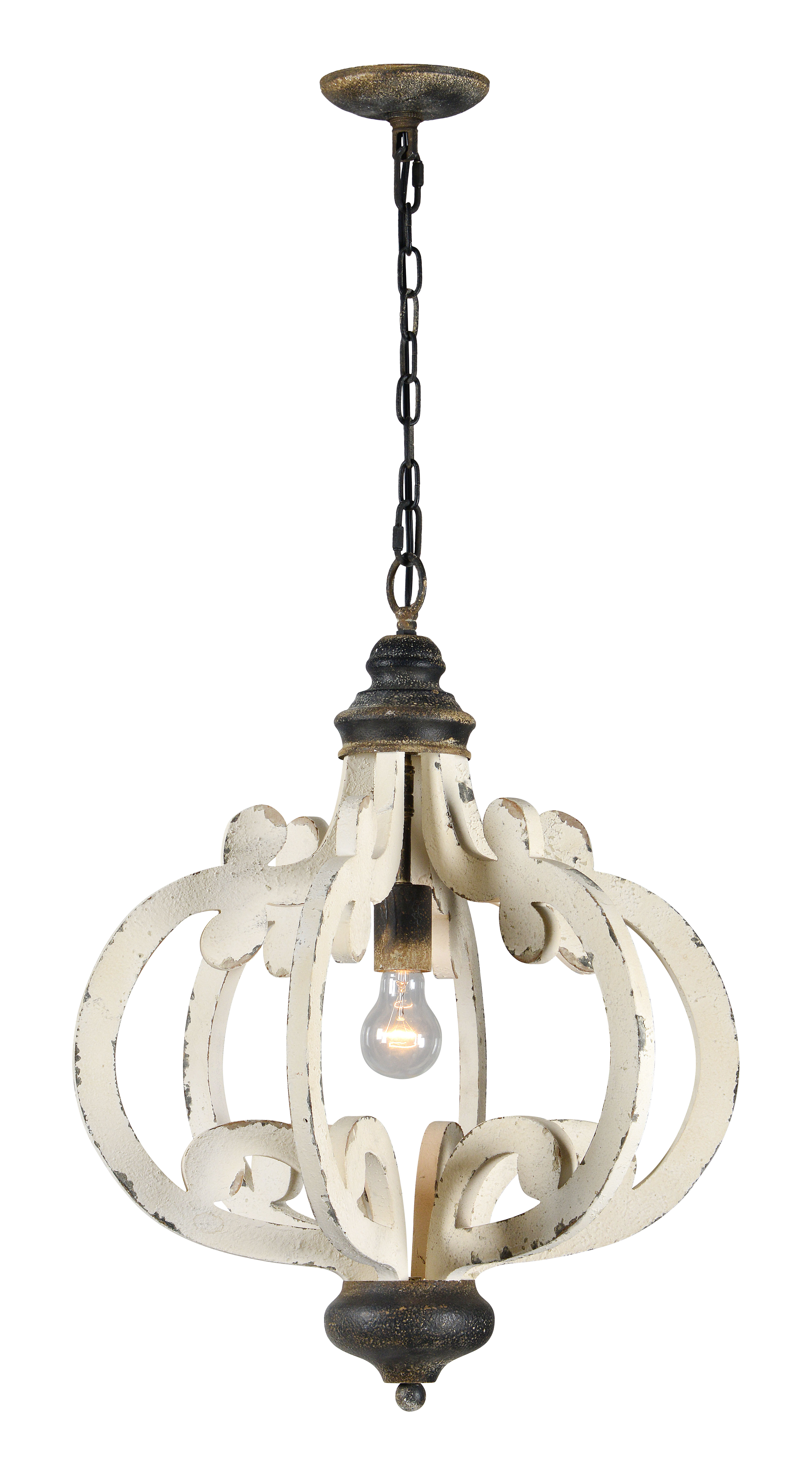 Forty West Design Dolly chandelier