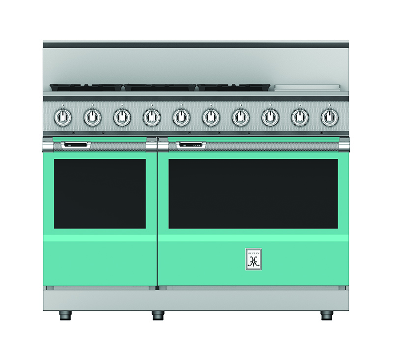 Hestan, gas range oven, kitchen customization