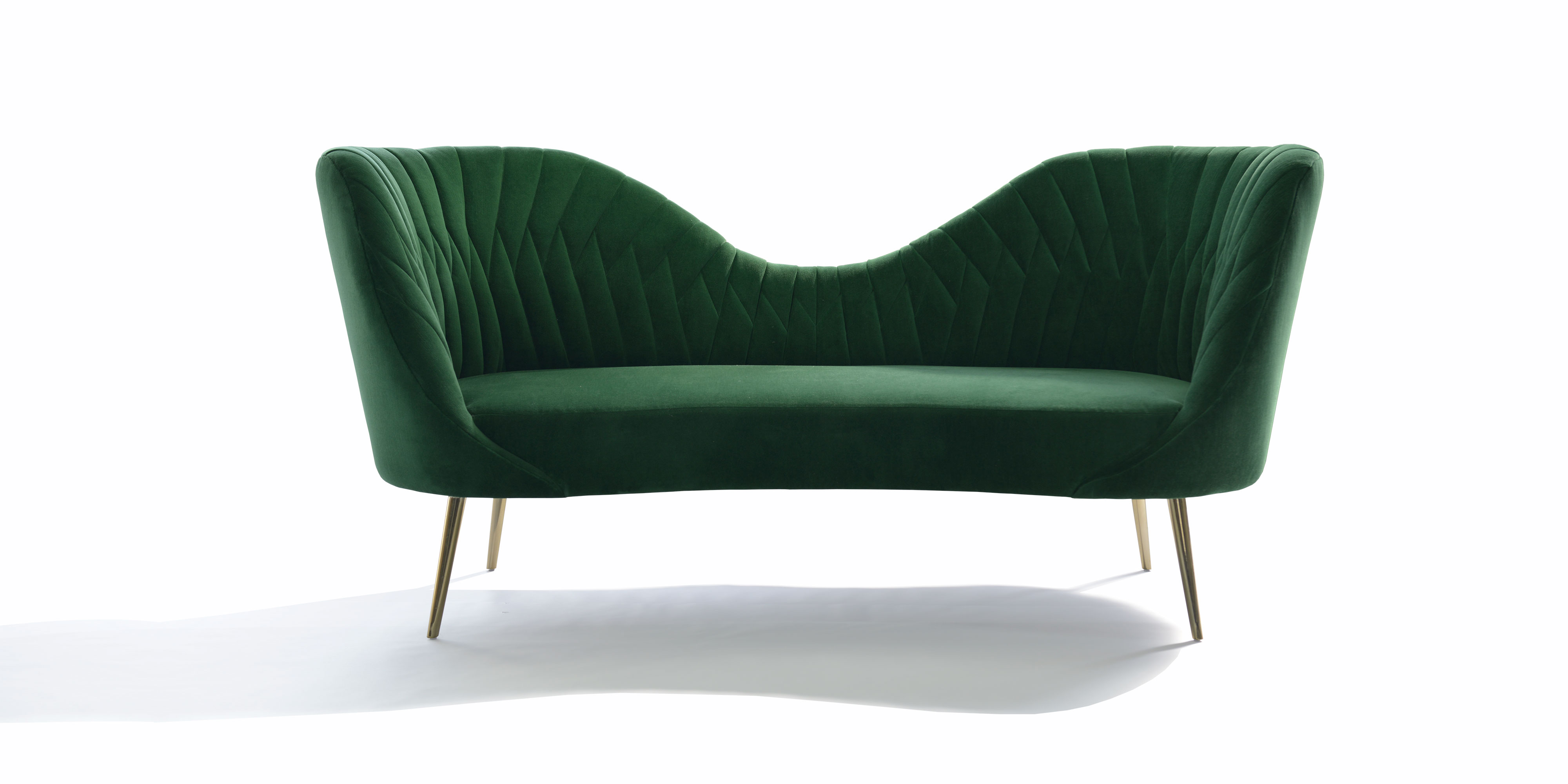 Nathan Anthony Minx Wing sofa