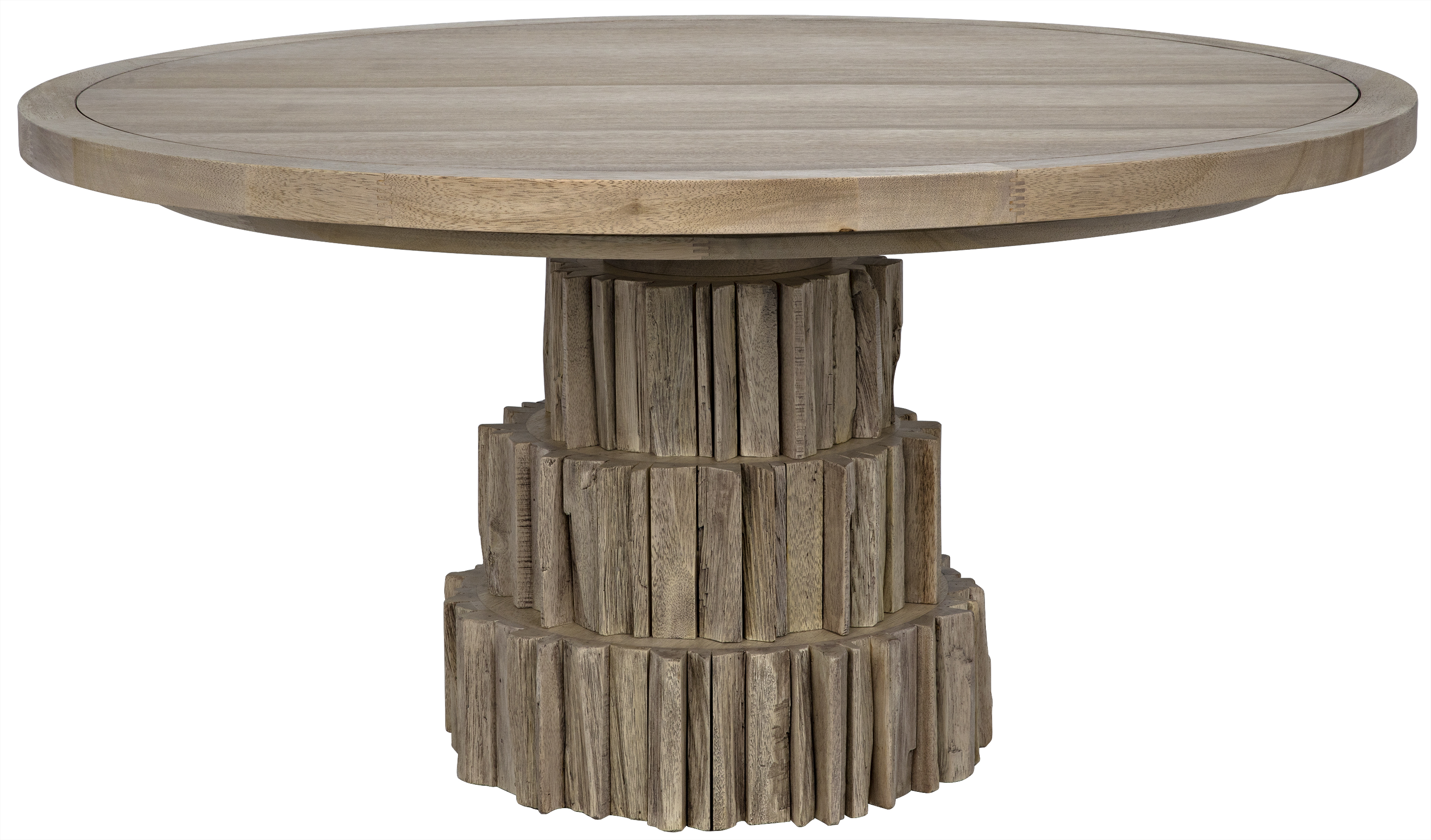 Noir Cliff dining table