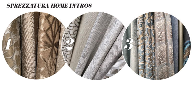 3 selections of new fabrics