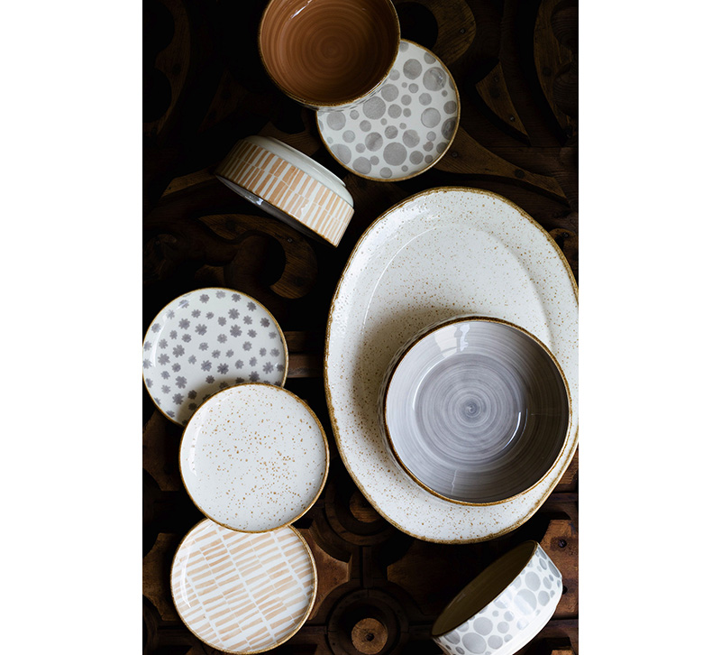 Vietri Earth Dinnerware collection
