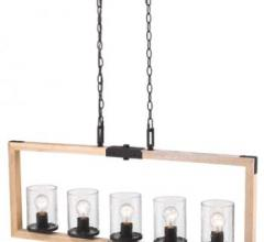 Eastwood Collection Rustic Bronze Fixture