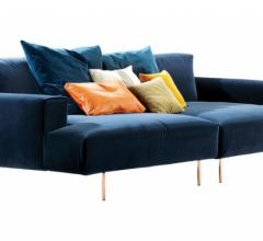 Sancal, Tiptoe sofa by Rafa García