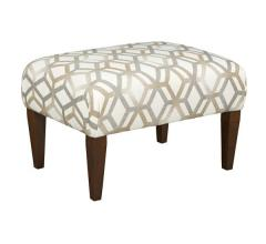 Small Cocktail Ottoman (#OTT1-03), Kincaid Furniture