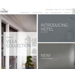 Maxim Lighting new website
