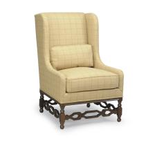 Stanford-Furniture, Wellington Wing Chair