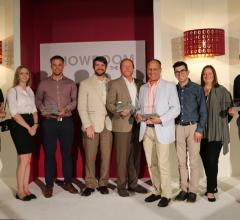 2016 Showroom of the Year Award Winners