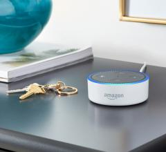 Amazon Echo Dot connected furniture smart technology