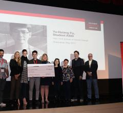 Winners of ASID Student Awards