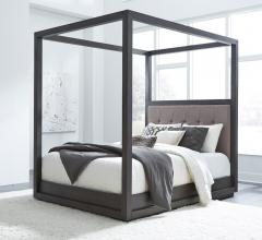 Modus Furniture Oxford Canopy Bed