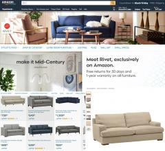 Amazon's newest furniture brands are available online