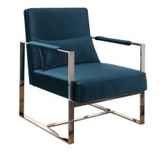 Abbyson Living Sloan Steel chair