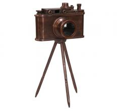 Moe's Home Collection vintage camera decor