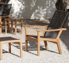 Outdoor with Monterey chair from Barlow Tyrie