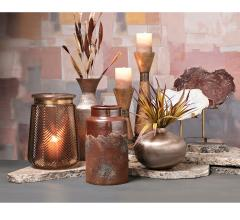 Trisha Yearwood decor Canyon brown vase