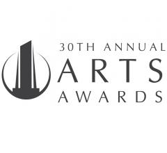 30th annual ARTS Awards logo