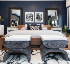 Christina Henck Philadelphia bedroom design