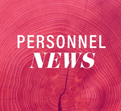 personnel news