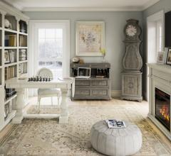 Twin Star Home white casegoods furniture