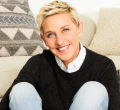 Ellen DeGeneres headshot Generation Lighting