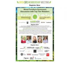 SFC membership meeting High Point Market