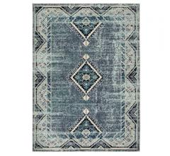 Blue, traditional design Zhara area rug from Jaipur Living