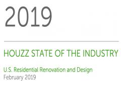 2019 Houzz State of the Industry report logo