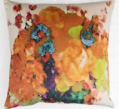 mannarino creative touch velvet pillow